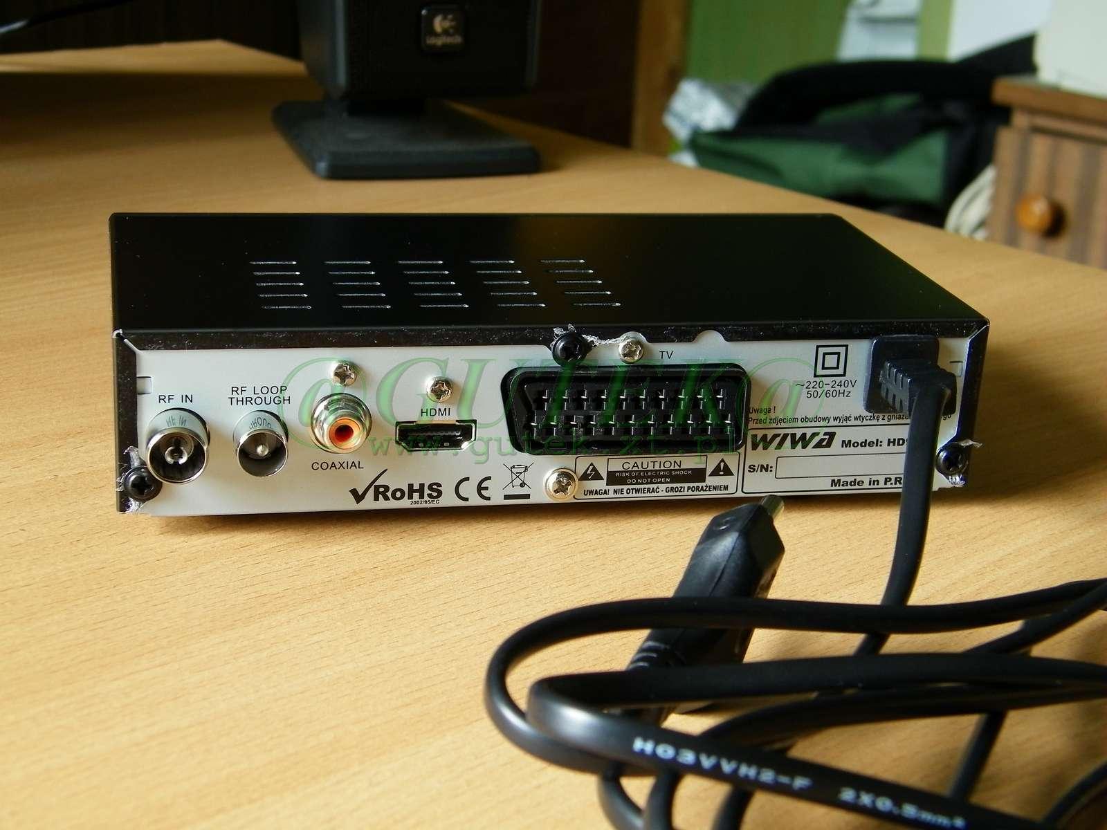 Wiwa hd-80 new emitel.